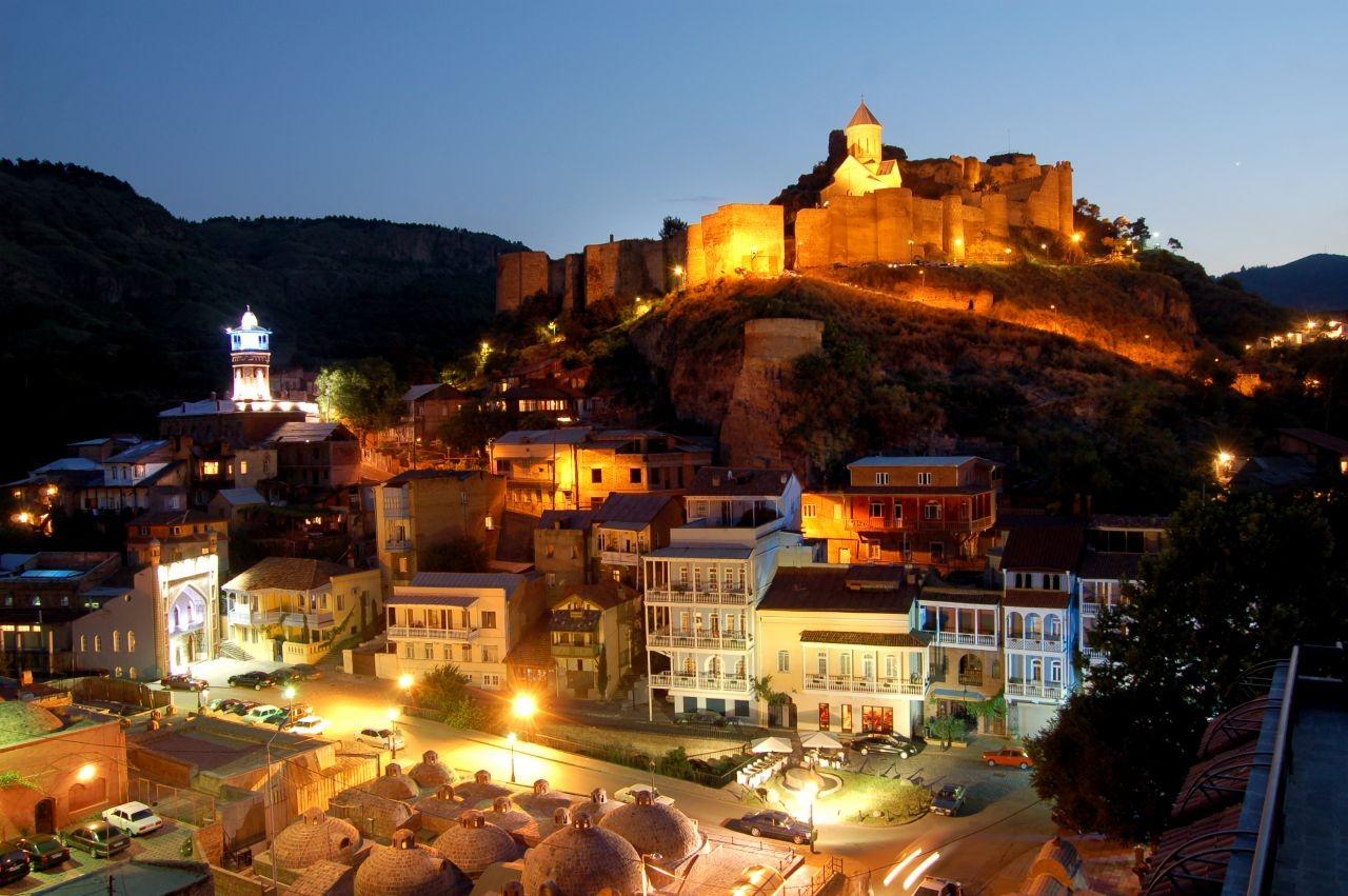 Eat, Pray, Love --in the Caucasus!