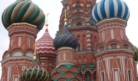 Treasures of Two Russian Capitals