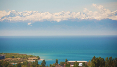 Best of Kyrgyzstan: it's all about the scenery.
