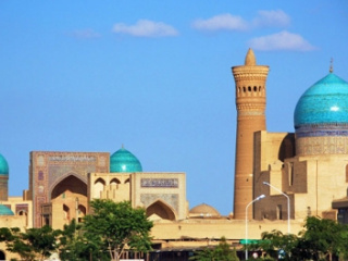Silk Road Study Tour to Uzbekistan