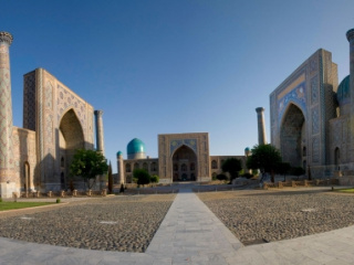 Treasures of the 5 Central Asia